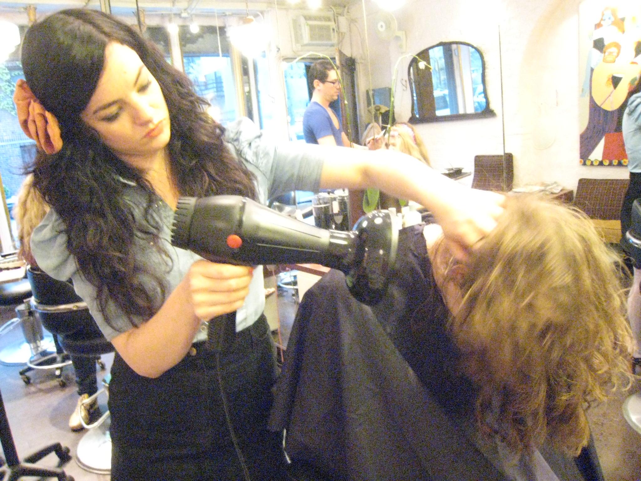 SEAGULL SALON NYC Beauty & Culture Blog: Curl Talk.