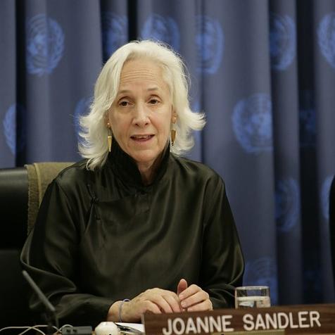 Joanne-sandler-unifem-feminism-seagull-salon