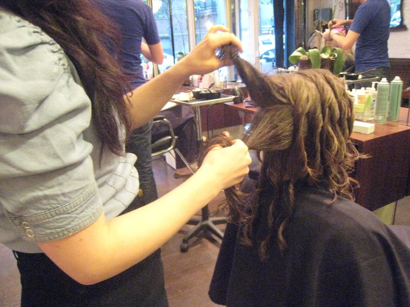 Downtown-NYC-West-village-curly-hair-salons